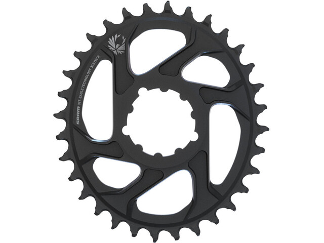 SRAM X-SYNC 2 Oval Chainring 6mm Offset